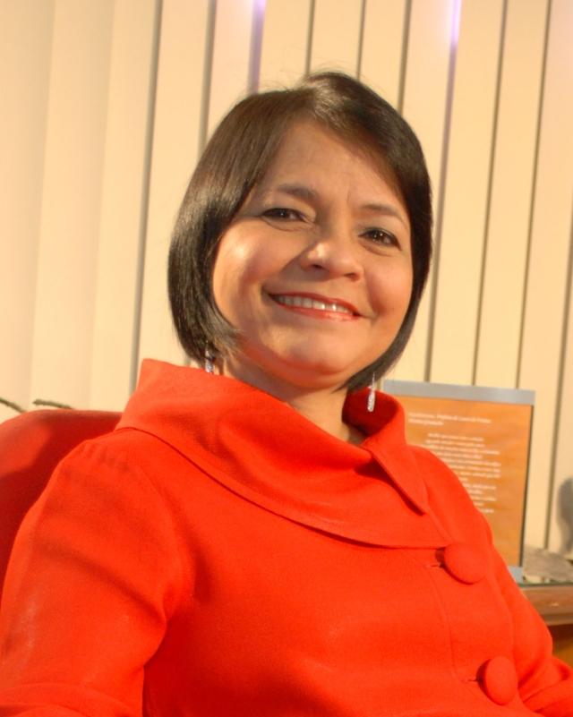 Moema Gramacho - Sindicalista, Ex Deputada Estadual,Ex Prefeita de Lauro de Freitas e membro da Direção Estadual e Nacional do PT