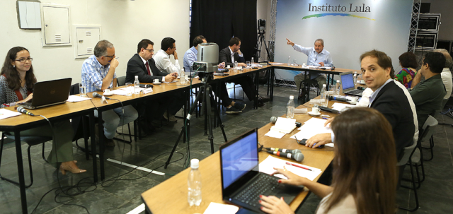 Fotos: Ricardo Stuckert/Instituto Lula